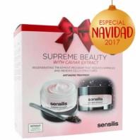 Sensilis Supreme Beauty Pack Crema de Día 50 ml + Crema de Noche 50 ml|Farmaconfianza