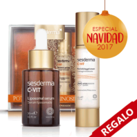 Sesderma C-Vit Liposomal Serum 30 ml + C-Vit Crema Gel Facial 50 ml Pack Oferta