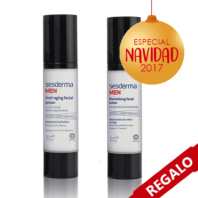 Sesderma Men Loción Antienvejecimiento, 50 ml + REGALO Loción Revitalizante, 50 ml