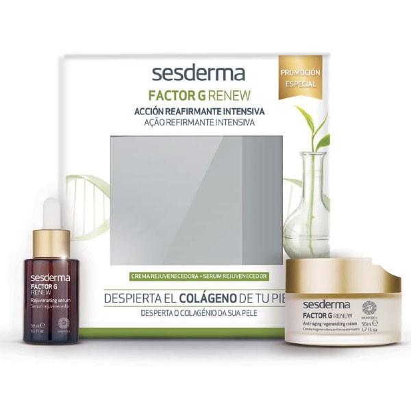 Sesderma Pack Rejuvenecedor Sérum Factor G, 30 ml + Crema Factor G, 50 ml