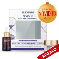 Sesderma Pack Antiedad Global Sesgen 32 Serum, 30 ml. + REGALO Crema, 50 ml. ! Farmaconfianza