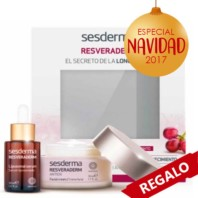 Sesderma Pack Resveraderm Crema Antiox 50 ml + Sérum Liposomal 30 ml