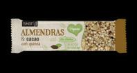 SikenForm Barrita Almendras, Cacao y Quinoa, 1 barrita