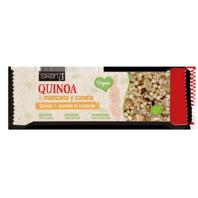 SikenForm Barrita Quinoa, Manzana y Canela, 1 barrita