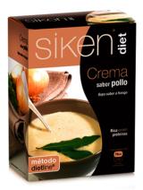Siken Crema de pollo, 7 sobres