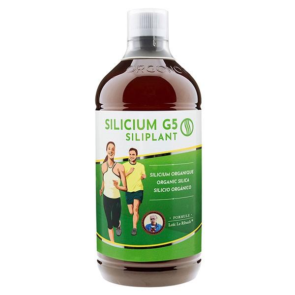 SILICIUM G5 SILIPLANT, Silicio orgánico,1000 ML