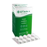 Silicium G7 Activ + Huesos y Articulaciones, 60 cápsulas | Farmaconfianza
