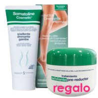 Somatoline Cosmetic Reductor Drenante Piernas 200 ml