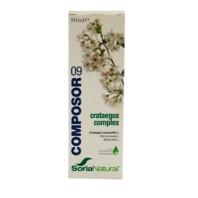 SORIA COMPOSOR 09, Crataegus Complex Tensión Alta | Farmaconfianza