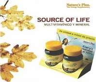 Natures Plus Duplo de Source of Life