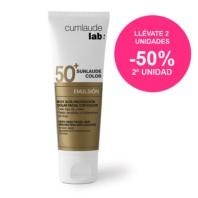 Cumlaude Sunlaude SPF 50 Color Emulsión Facial, 50 ml. ! Farmaconfianza
