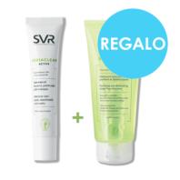 SVR Sebiaclear Crema Activa 40 ml + Regalo Gel Mousse 50 ml ! Farmaconfianza