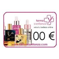 Tarjeta Regalo de 100 euros modelo cosmetica