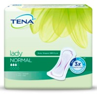 Tena Lady Normal Compresa, 24 unidades|Farmaconfianza