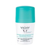 Vichy Desodorante Anti-transpirante 48h. Roll-on, 50 ml