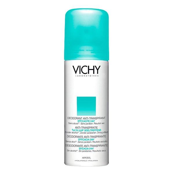 Vichy Desodorante Anti-Transpirante Spray 48 horas, 125 ml