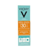 Vichy Idéal Soleil Anti-imperfecciones SPF30, 50ml. | Farmaconfianza