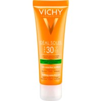 Vichy Ideal Soleil Protector Anti-imperfecciones 3 en 1 SPF 30, 50 ml|Farmaconfianza