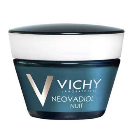 Vichy Neovadiol Complejo Sustitutivo Crema de Noche, 50 ml.