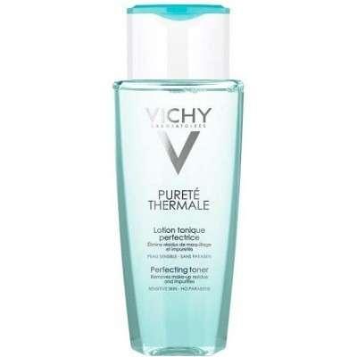 Vichy Pureté Thermale Tónico Perfeccionador, 200 ml.