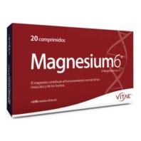 Vitae Magnesium 6 | Farmaconfianza
