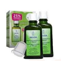 Weleda Aceite de Abedul para la Celulitis Pack 2 unidades x 100 ml + CeluliCup