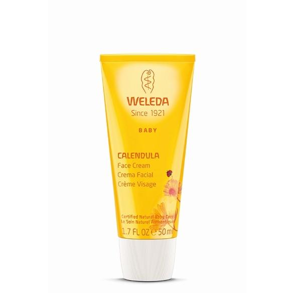 Weleda Crema Facial de Caléndula, 50 ml