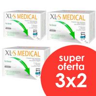 XLS Medical Captagrasas TRIPLO, 540 COMPRIMIDOS.