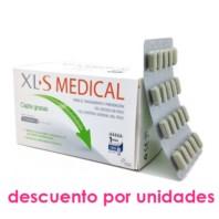 XLS Medical Captagrasas, 180 comprimidos