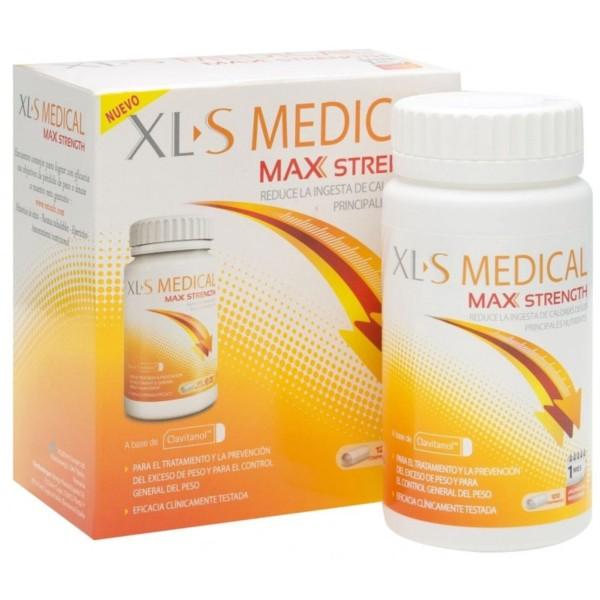 XLS Max Strength, 120 comprimidos ! Farmaconfianza