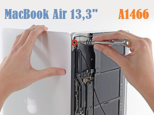 Cambiar Pantalla para Macbook Air A1466