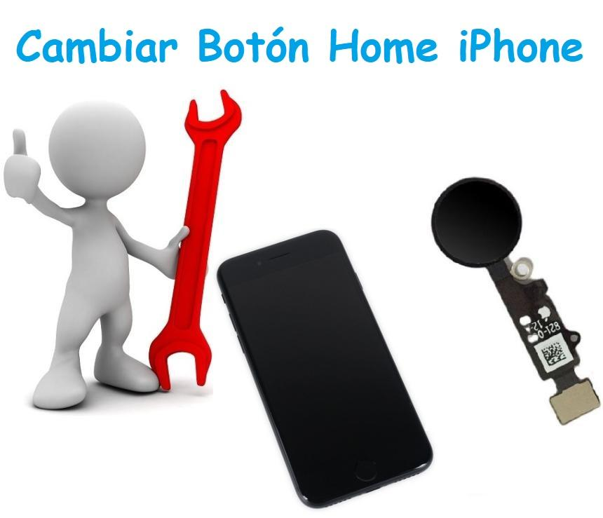 Cambiar Botón Home iPhone