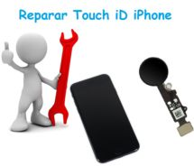 Reparar Botón Home iPhone Touch iD