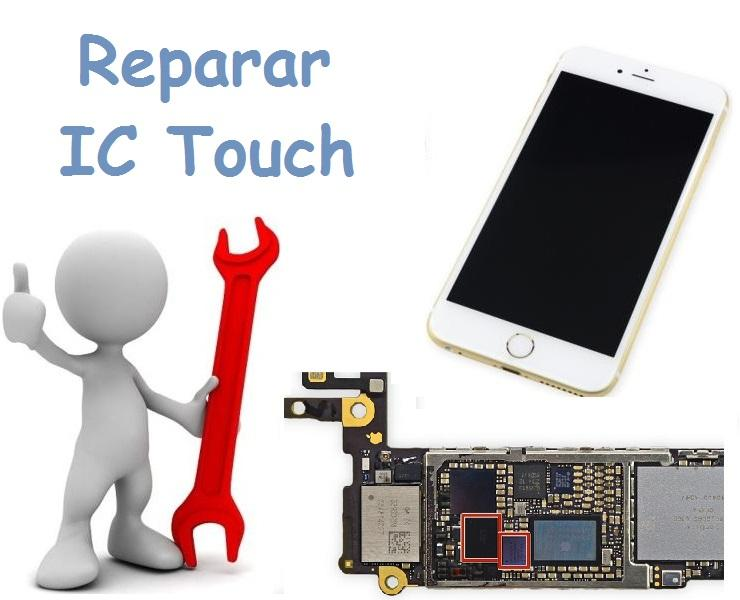 Reparar IC Touch iPhone 6S Plus