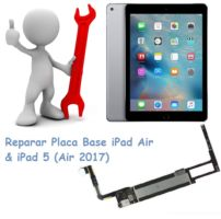 Reparar Placa Base iPad Air