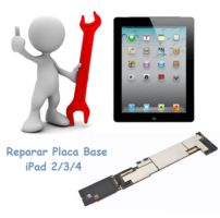 Reparar Placa Base iPad