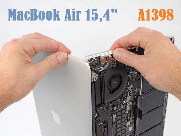 Cambiar Pantalla Macbook Air A1398