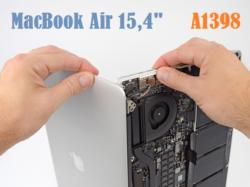 Cambiar Pantalla MacBook Air A1398 15,4 Pulgadas