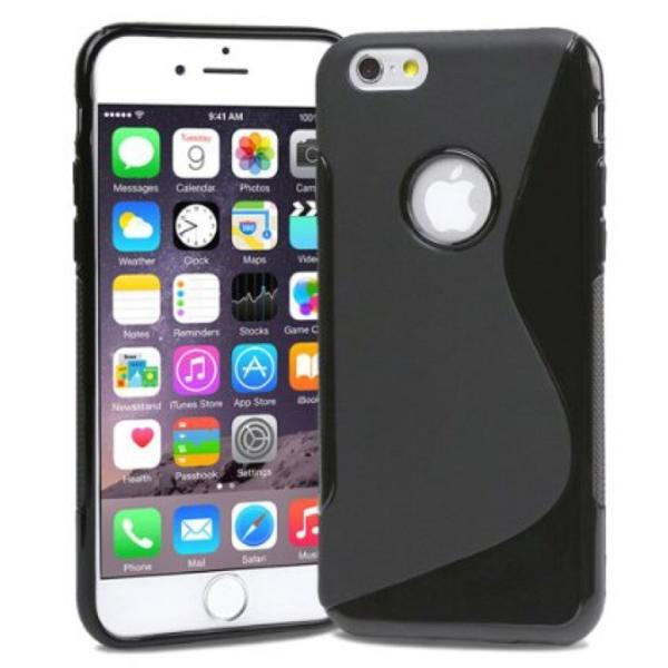 Funda iPhone GEL TPU S-Line