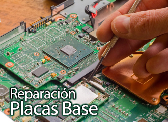 Reparación Placa Base