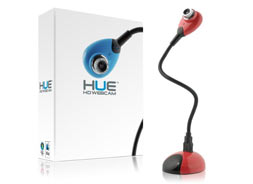 HUE HD CAMARA DOCUMENTOS FLEXIBLE BASIC USB - ROJO