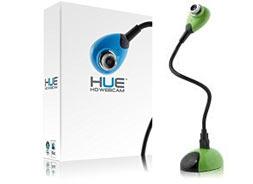HUE HD CAMARA DOCUMENTOS FLEXIBLE BASIC USB - VERDE