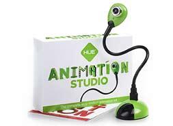 HUE HD ANIMATION STUDIO CAMARA CUELLO FLEX USB + ANIMATION SOFTWARE