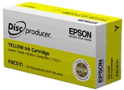 EPSON CARTUCHO TINTA AMARILLO PARA PP-100 C13S020451