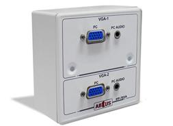 CAJA ABTUS VGA/AUDIO/RCA IFP/703-A