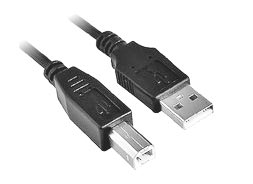 CABLE USB A-A 5m M/M