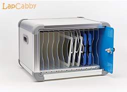 LAPCABBY DESKCABBY CARGADOR SINCRONIZADOR 12 TABLETS USB UNIVERSAL