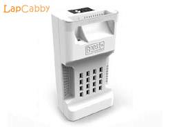 LAPCABBY BOOST CARGADOR SINCRONIZADOR 16 USB UNIVERSAL
