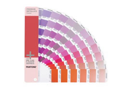 PANTONE PLUS PREMIUM METALLICS GUIDE coated - GG1505
