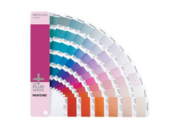 PANTONE PLUS METALLIC GUIDE coated - GG1507